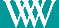 WW Logo on Teal background